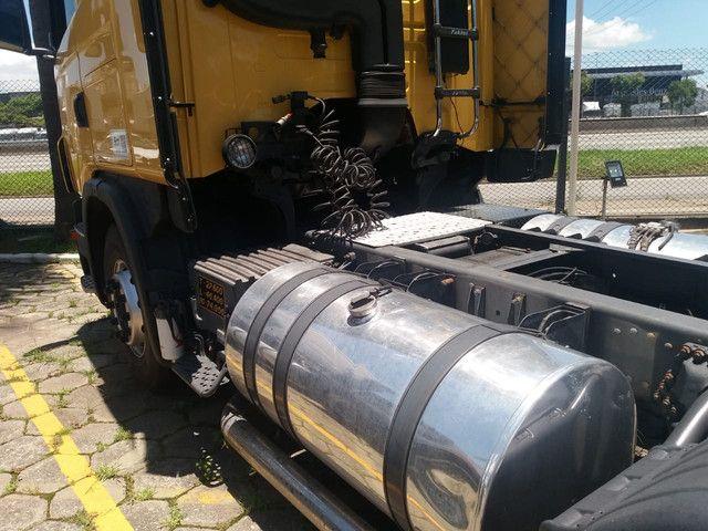 Caminhão Scania 470 com motor 440 6x4 - Foto 8