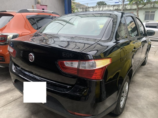 Fiat gran siena tetra, ex taxi completo+gnv+ aprovação imediata, basta ter nome limpo - Foto 4