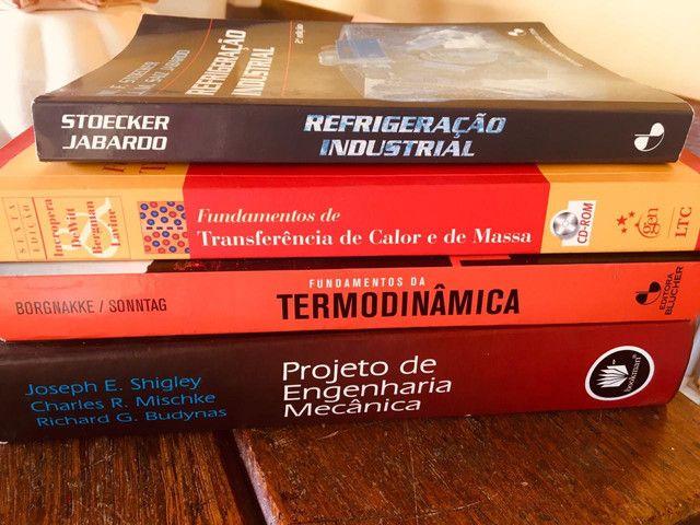 Livros universitários de Engenharia