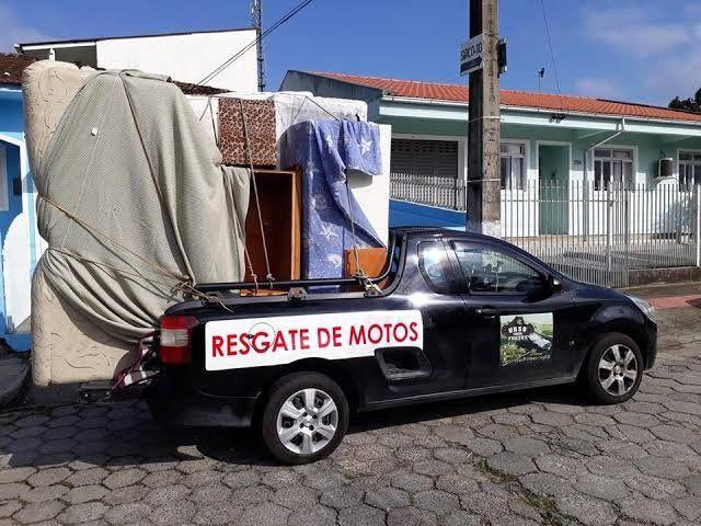 Faço frete em Guarapuava e região. * - Foto 2