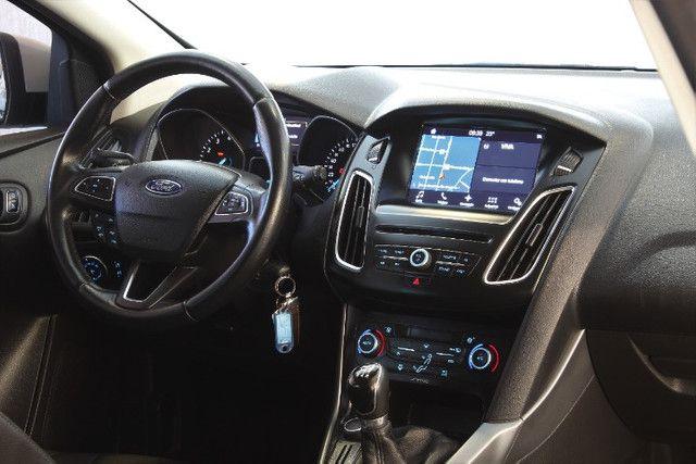 Ford Focus 1.6 16v Se Plus Manual - Impecável! - Foto 10