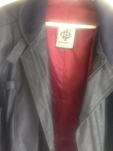 Jaqueta de couro argentina - Foto 2