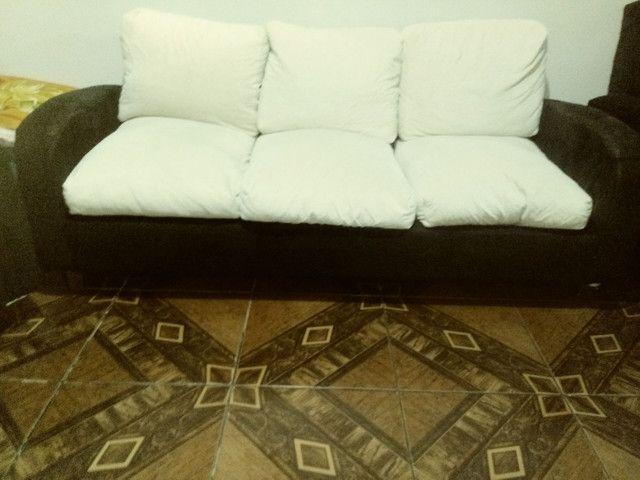 Vendo sofá modelo retrô. - Foto 6