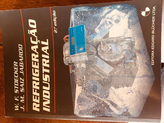 Livro Refrigeração Industrial - Foto 2