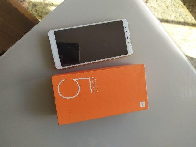 Xiaomi Redmi 5 (Excelente Estado) - Foto 2