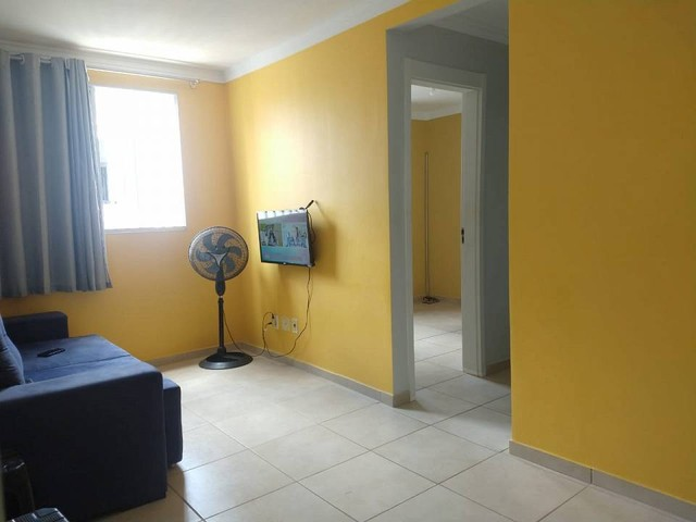 Apartamento para venda tem 48 metros quadrados com 2 quartos em Forquilha - São Luís - MA - Foto 7