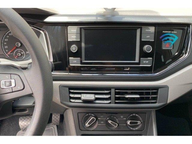 Volkswagen Virtus Comfortline TSI 1.0 - 19/20 | IPVA 2021 PAGO - Foto 5