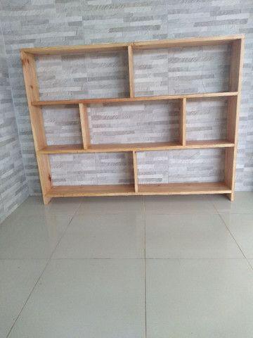 Fabricamos estantes utilidade diversas 600 entrega a domicílio - Foto 5
