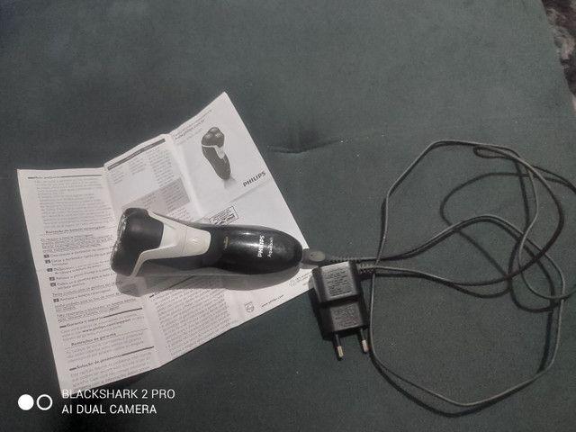 Máquina de barbear a prova d'água Philips - Foto 4
