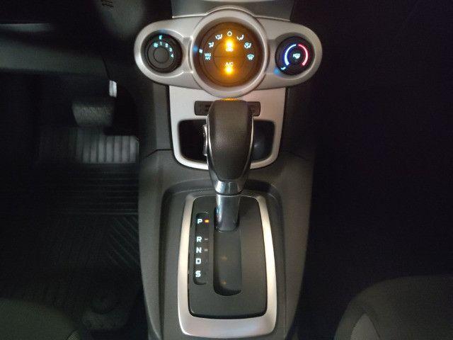 Ford Fiesta 1.6 SE ! Automático e Baixa Km !Completo! - Foto 7