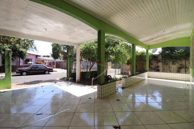 Casa com 3 dormitórios para alugar, 125 m² por R$ 1.600/mês - Jardim Duarte - Foz do Iguaç - Foto 3