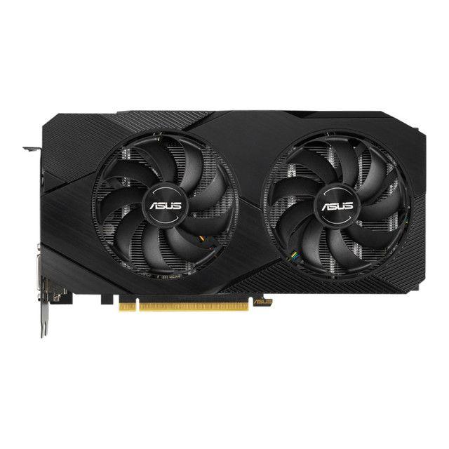 Placa de Vídeo Asus GeForce RTX 2060 Dual 6GB  GDDR6 - Foto 4
