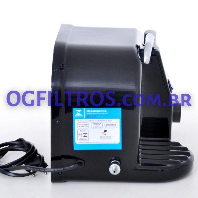 Purificador de água BlueOxi não gela, ioniza, alcaliniza e libera ozônio - Foto 5