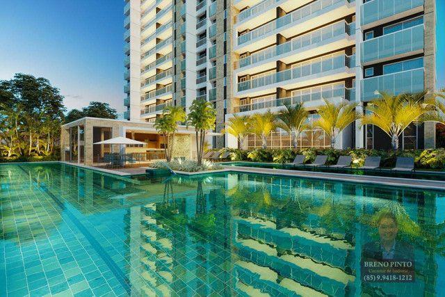 Apartamento no Tribeca com 3 dormitórios à venda, 119 m² por R$ 1.139.260 - Aldeota - Fort - Foto 19