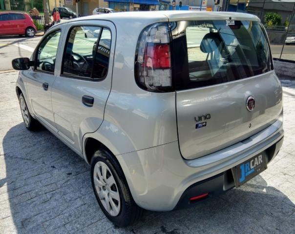 Fiat Uno 1.0 Fire Flex Attractive Manual 2020 Completo - Foto 5