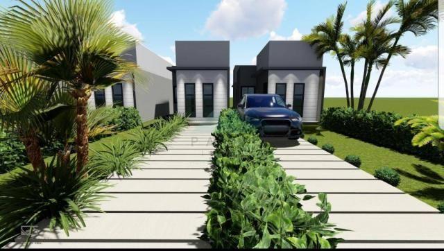 Casa com 2 dormitórios sendo 1 suíte à venda, 65 m² por R$ 220.000 - Loteamento Comercial  - Foto 3