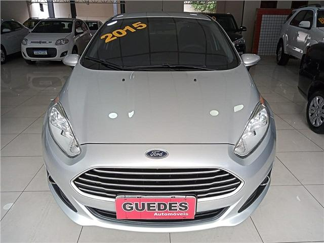 Ford New Fiesta 1.6 Se Sedan Flex+Gnv 2015!!! - Foto 2