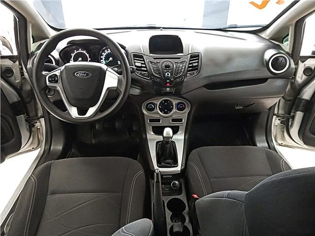 Ford New Fiesta 1.6 Se Sedan Flex+Gnv 2015!!! - Foto 10