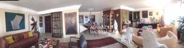 Apartamento com 4 dormitórios à venda, 260 m² por R$ 1.500.000 - Graças - Recife/PE - Foto 4