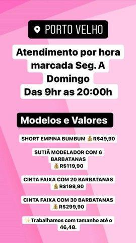CHARMS STORE, PORTO VELHO. MODELADORES E CINTAS EXCLUSIVAS !!!  - Foto 6