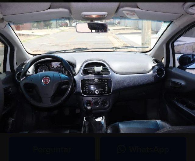 Fiat Punto Atractive 1.4 Flex 2013 - Foto 7