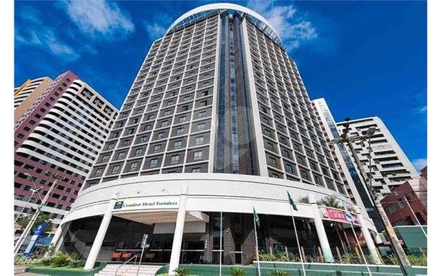 Apartamento à venda com 1 dormitórios em Meireles, Fortaleza cod:REO538234