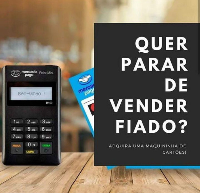 Máquinas Mercado Pago Mini, Blue e Chip - Distribuidor Oficial - Foto 4