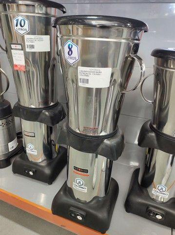 Liquidificador baixa rotação 8 litros 110/220v - Colombo  - Foto 2
