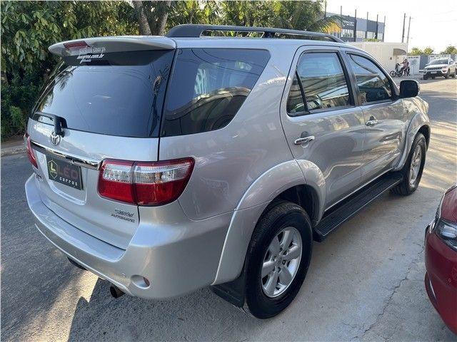 Toyota Hilux sw4 2010 4.0 srv 4x4 v6 24v gasolina 4p automático - Foto 5
