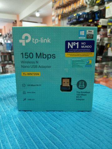 Adaptador nano USB wireless TP-LINK