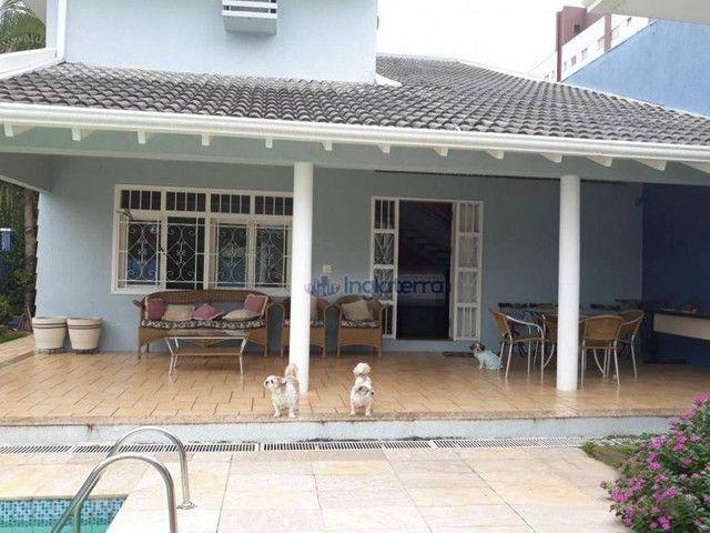 Casa com 4 dormitórios para alugar, 400 m² por R$ 5.500,00/mês - Jardim Higienópolis - Lon - Foto 3