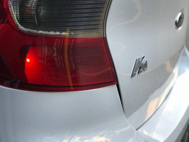 Ford KA SE 1.0 Flex Manual Branco 2015 - Foto 10