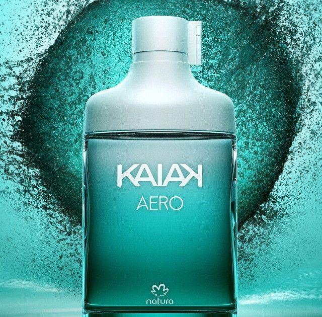 Promoção Kaiak Aero Perfume Masculino Natura