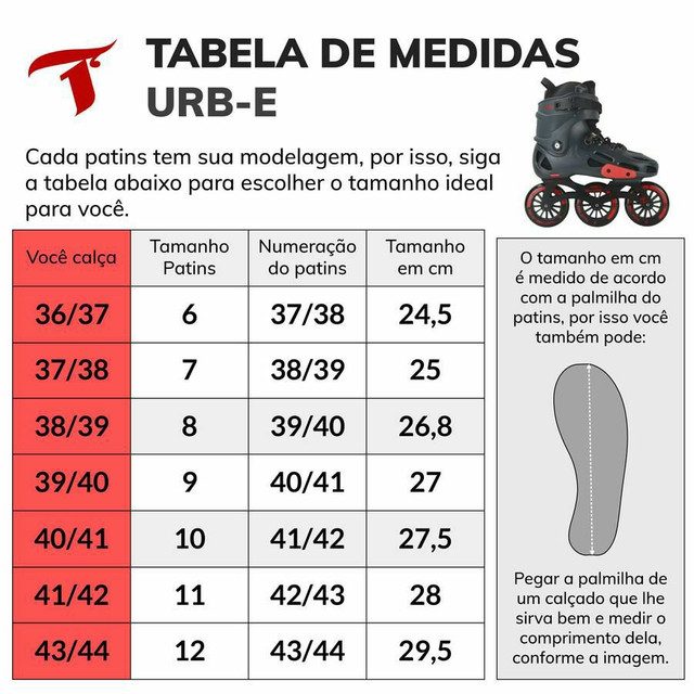 PATINS INLINE FREESTYLE TRAXART URBE - 110MM ABEC-7 CROMO<br><br> - Foto 6