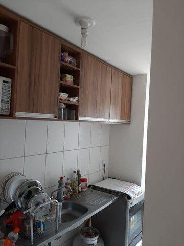 Marabá - Apartamento mobiliado no residencial Araçagy - Foto 11