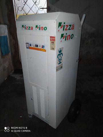 Carro de pizza