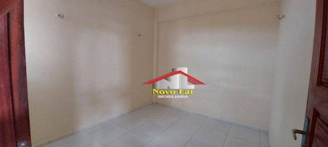 Apartamento com 1 dormitório para alugar, 29 m² por R$ 600,00/mês - José Bonifácio - Forta - Foto 9