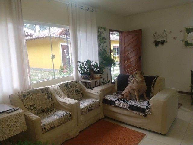 Casa linear com 3 dormitórios, 80 m², R$ 380.000 - Albuquerque - Teresópolis/RJ. - Foto 4