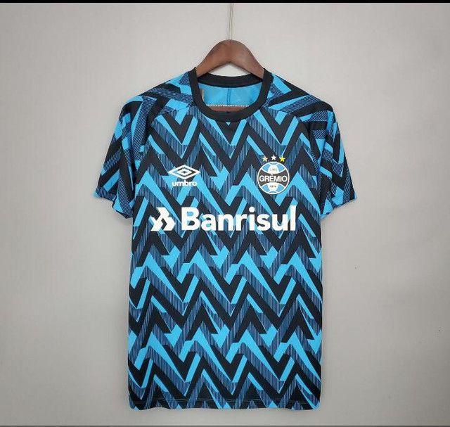 Camisa de time fornecedor