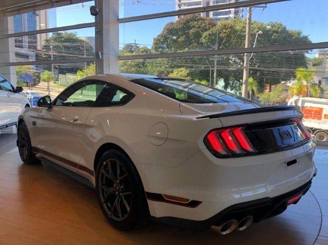 Ford Mustang Mach1 5.0 - 0km - Ipiranga