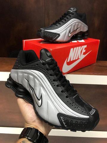 Tênis Nike Shox R4  - Foto 2