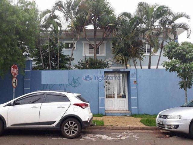 Casa com 4 dormitórios para alugar, 400 m² por R$ 5.500,00/mês - Jardim Higienópolis - Lon