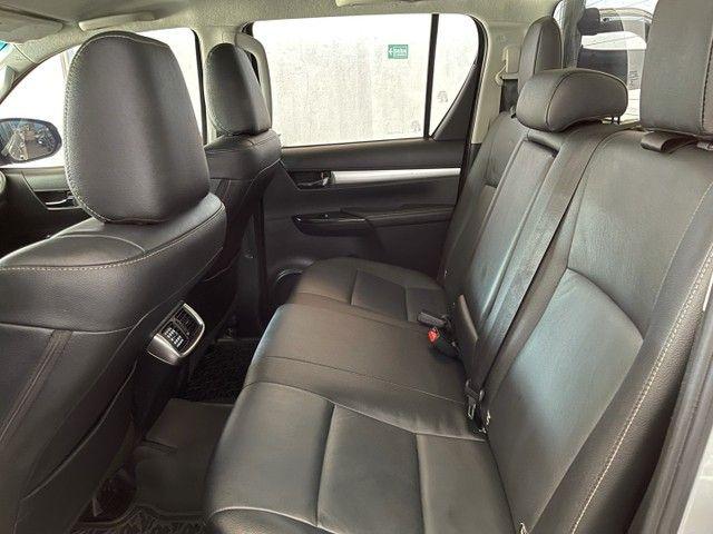 Toyota Hilux Srv Flex 4x4 2020 Garantia de Fabrica - Foto 14