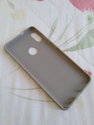 Capa TPU smartphone Xiaomi Redmi Note 5 - Foto 4