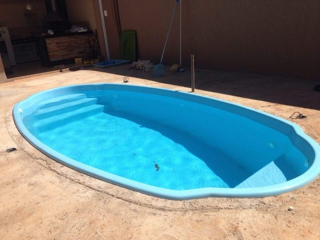 piscina de fibra - Foto 5