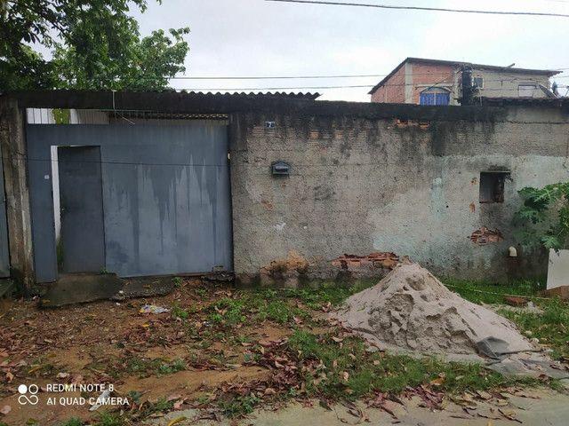 Vendo casa 35 reais Belford roxo barro vermelho - Foto 6