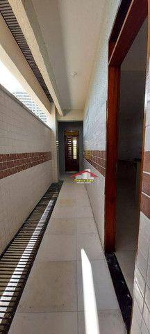 Apartamento com 1 dormitório para alugar, 29 m² por R$ 600,00/mês - José Bonifácio - Forta - Foto 4