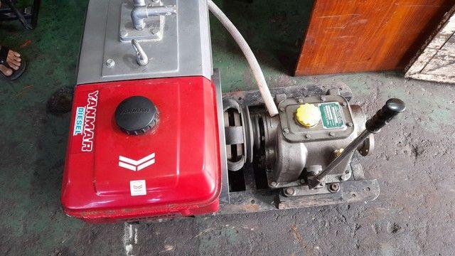Motor Yanmar 16  - Foto 6