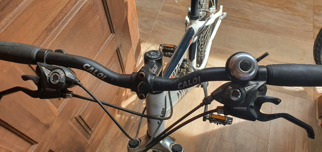 Bicicleta Caloi Mtb 21v aro 20 - Foto 2