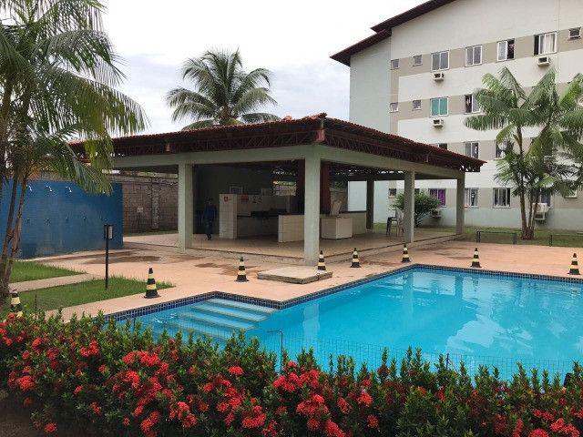 Marabá - Apartamento mobiliado no residencial Araçagy - Foto 8